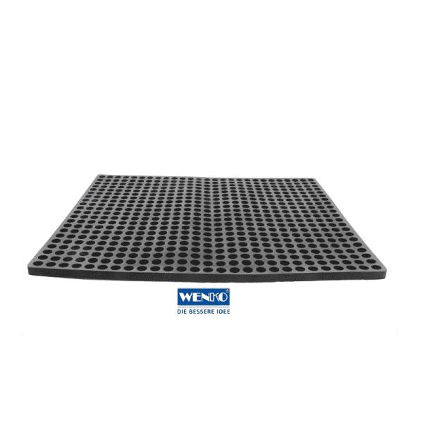 Silikon-Backofenmatte / Hundekeks - Backmatte / Backmatte / Matte zum Hundekekse backen / Backen für Hunde