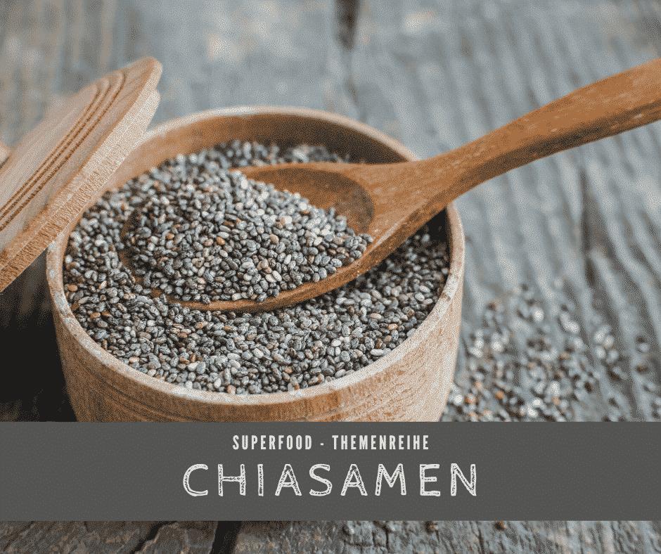Superfood für Hunde - Chiasamen
